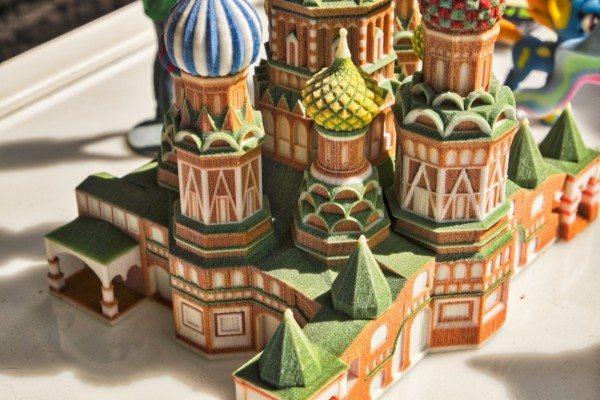 1409020 Shapeways Kremlin