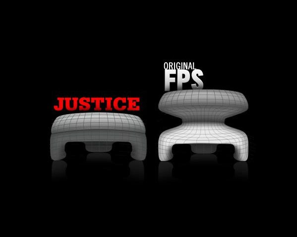 Kontrol Freek FPS Justice-4
