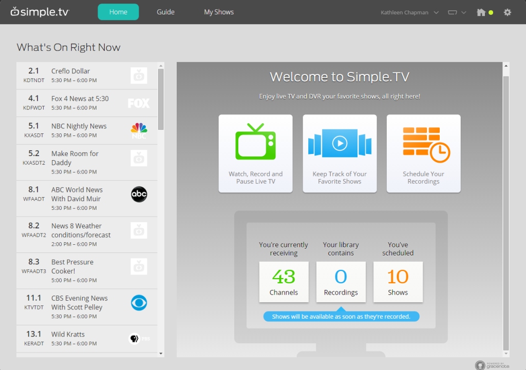 Simple.TV review – The Gadgeteer