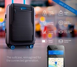 bluesmart-suitcase