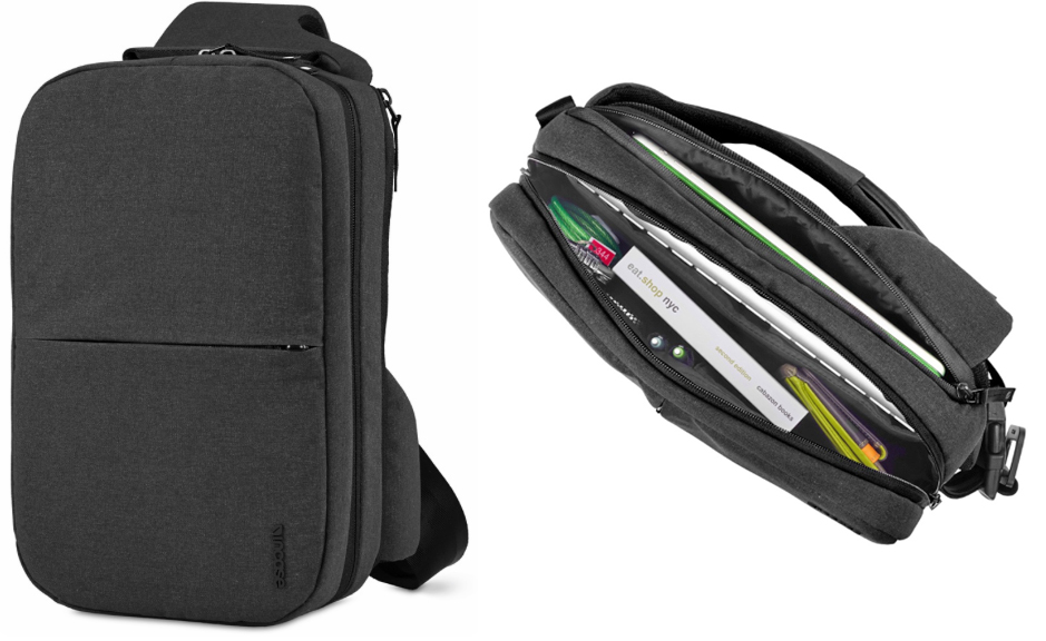 Incase Quick Sling Bag for iPad is ideal for those who use their ...
