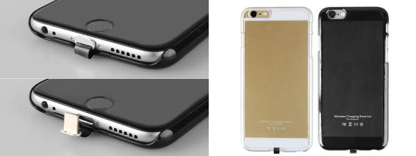 custodia iphone 6 wireless