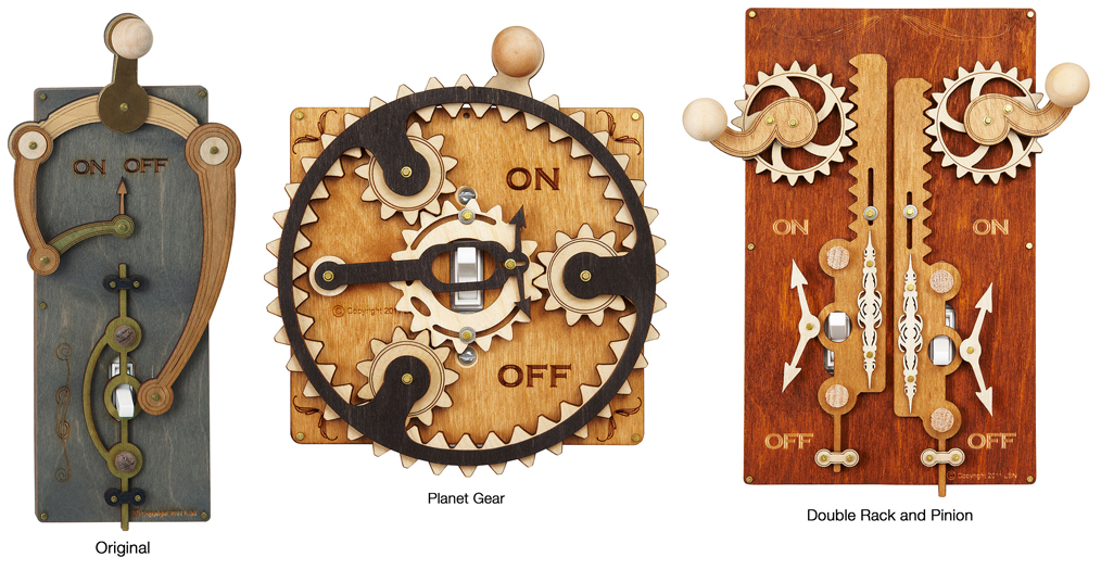 Add A Little Steampunk Ambiance To Your Home With These