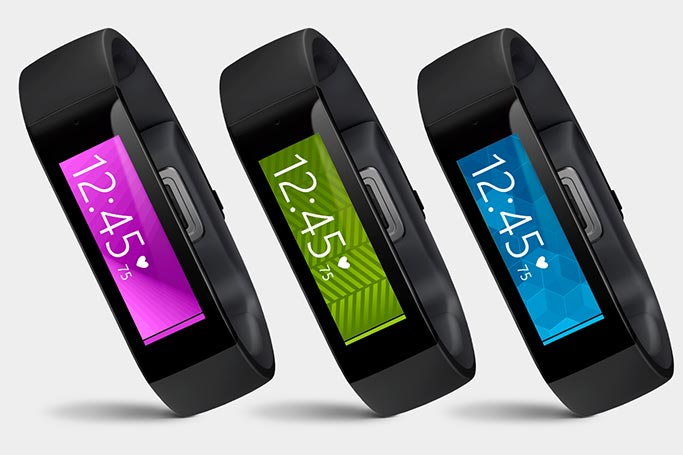 Fitness Tracker For Windows Phone