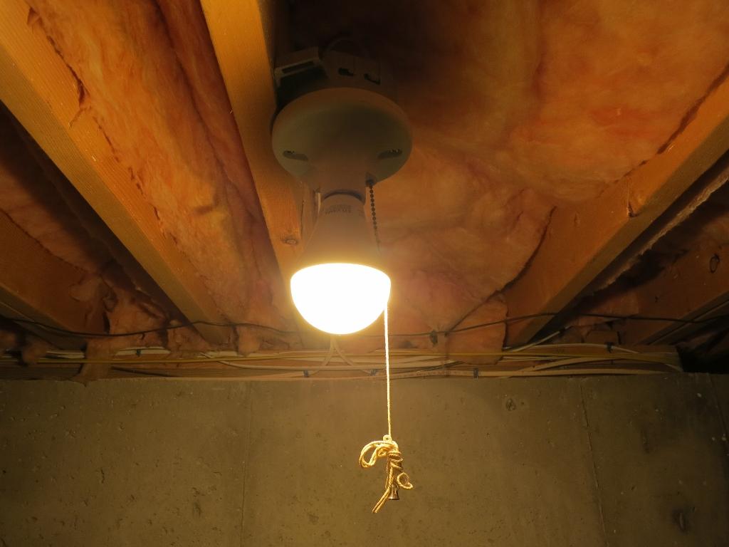 Lighting Basement Washroom Stairs: OSRAM SYLVANIA ULTRA LED Bulb Review