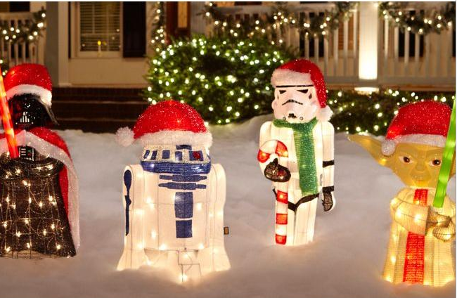 These ARE the droids you're looking for this Christmas