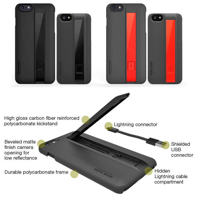 ... new case for the iphone 6 or 6 plus from acme made the case doesn