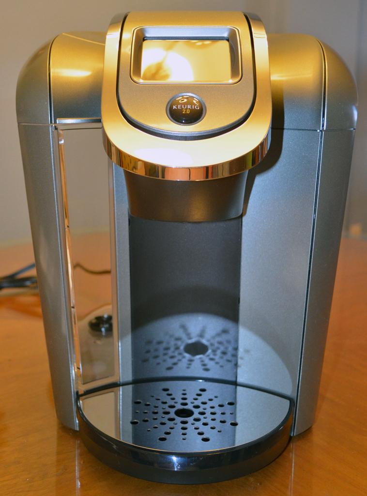 Keurig Coffee Maker Older Models : Keurig 2.0 Model K550 Coffee Brewing System review The Gadgeteer