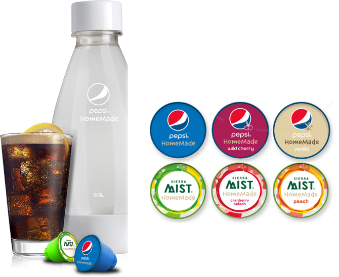 Now you can make Pepsi sodas at home with your SodaStream machine