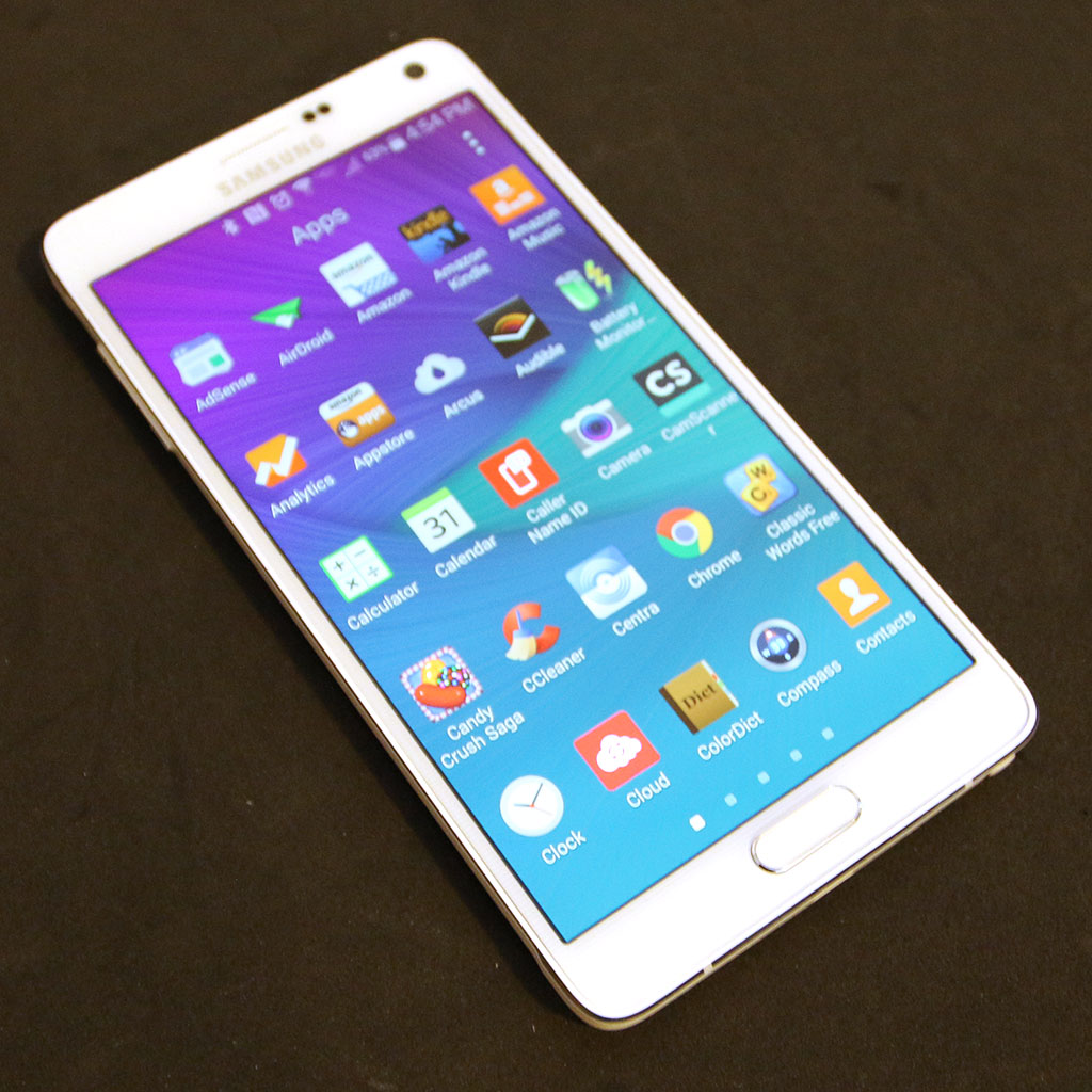 Samsung Galaxy Note 4 Review The Gadgeteer