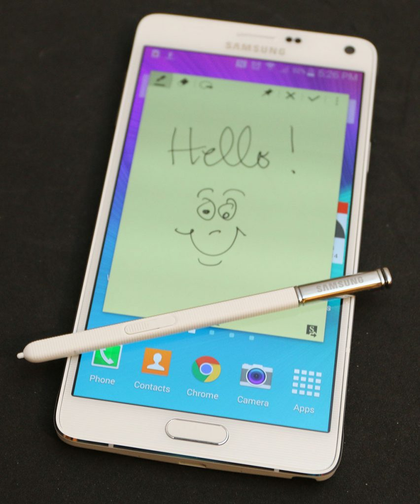 How to use scrapbook on note 4 - Samsung Galaxy Note4 30