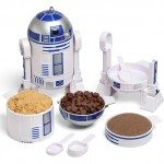 ThinkGekk Star Wars R2-D2 measuring cup set