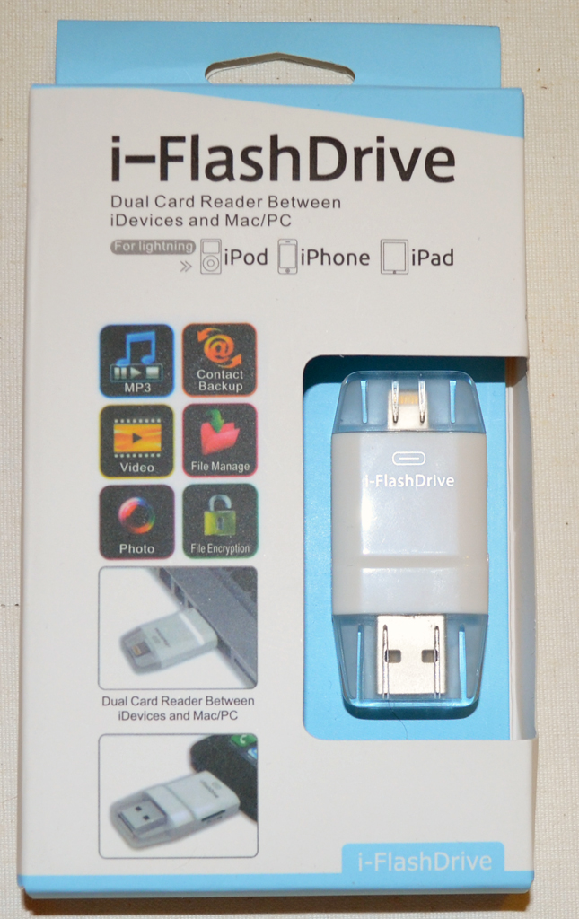 I Flashdrive External Storage For Ios Devices Review