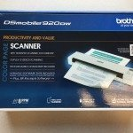Brother DSmobile 920DW wireless duplex scanner review