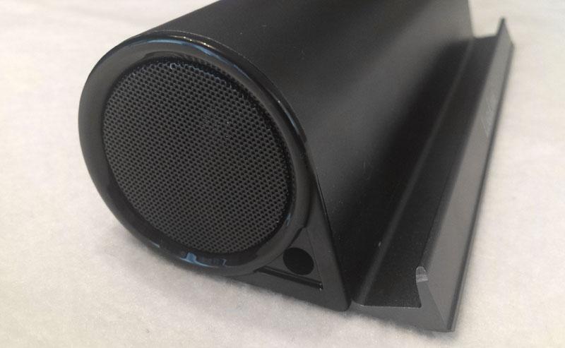 lugulake bt 10 portable bluetooth wireless speaker stand review the gadgeteer. Black Bedroom Furniture Sets. Home Design Ideas