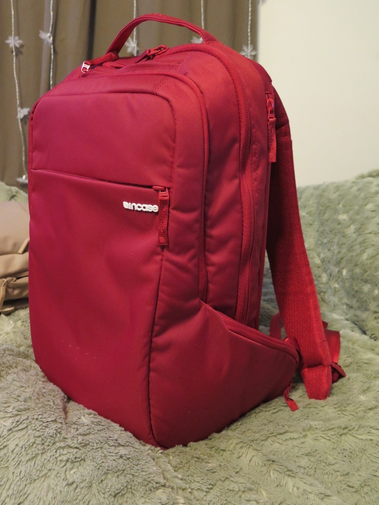 26a5c77507ba Incase ICON Pack and City Collection Compact backpacks review – The ...