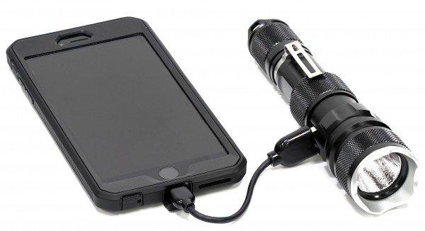 ZeroHour XR charging ip6plus