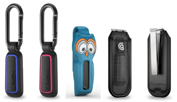 griffin adds fitbit flex and fitbit one holders to their