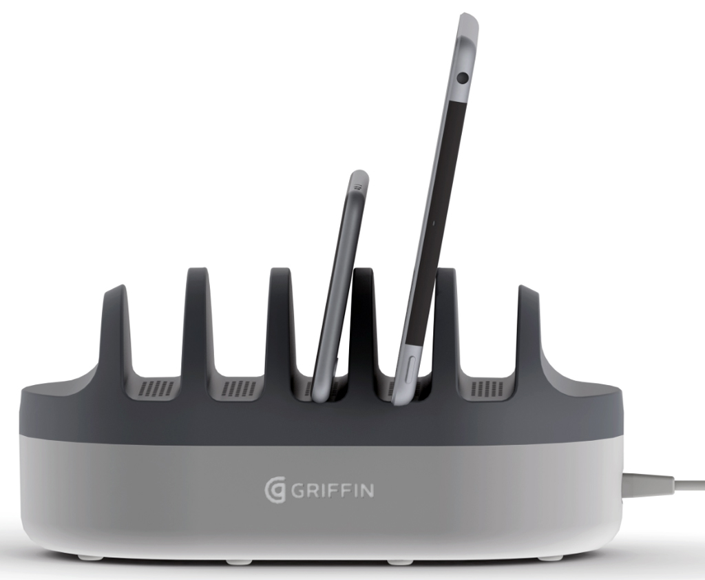 Griffin introduces a new multi-device charging station