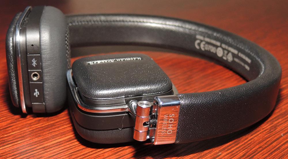 1b7448d1ccd Harman Kardon Soho Wireless on-ear headphones review – The Gadgeteer