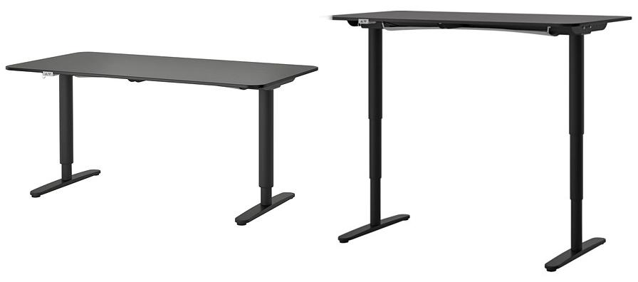 Merveilleux Ikea Bekant Convertible Desk