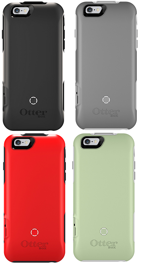 Otterbox announces a protective iPhone 6 case with a built