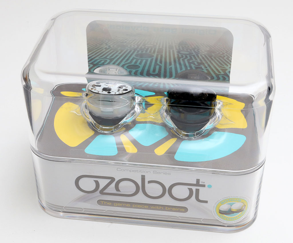 @Ozobot is a color reading robot for kids #ozobot #Lucky7 ...