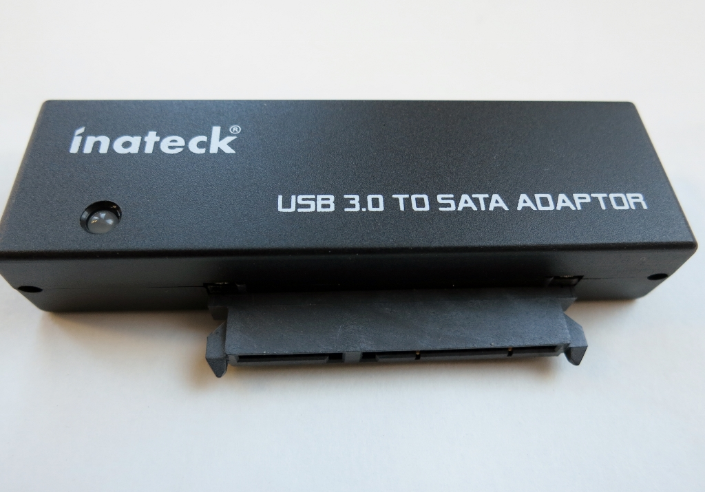 Inateck Usb 3 0 To Sata Converter Adapter Review The