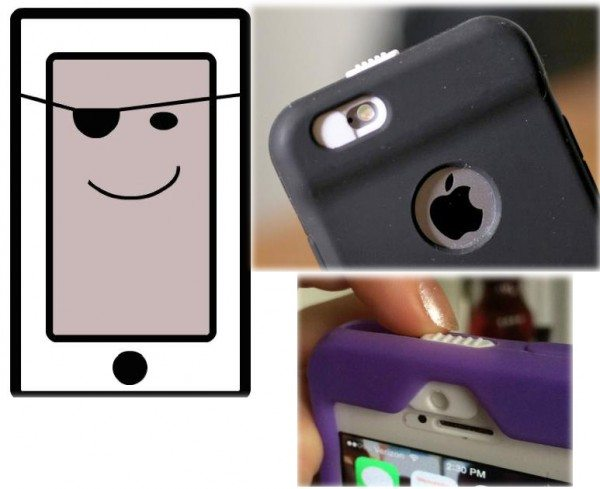 eyepatch case iphone