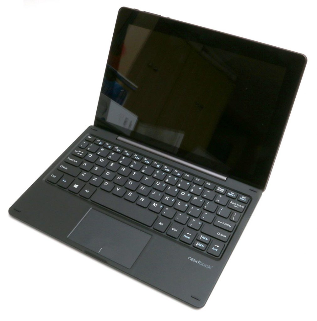 E Fun Nextbook Windows 10 1″ 2-in-1 tablet review – The Gadgeteer