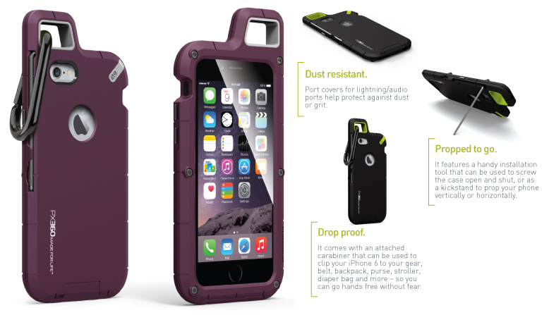 Extreme Protection For Your Iphone 6 The Gadgeteer