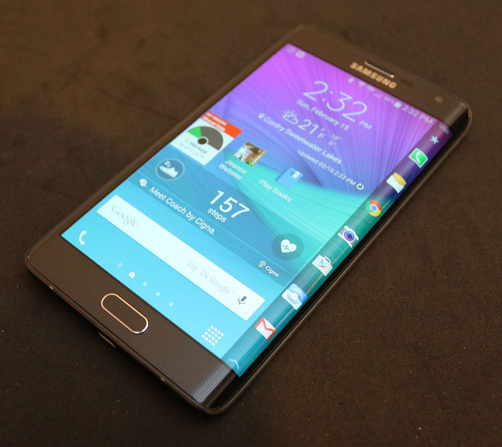Samsung to unveil the Galaxy Note 7 or Note 7 edge on ...