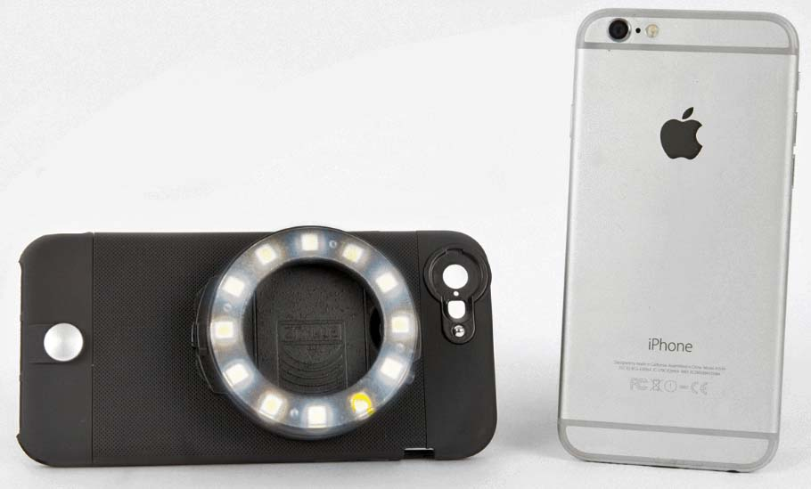 Ring Flash For Smartphone