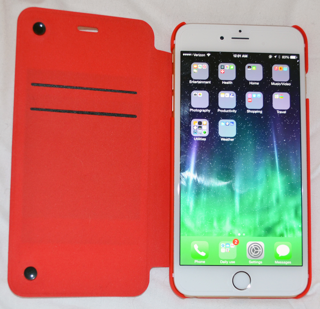 pretty nice 323f1 7c9d7 STM Flip for iPhone 6 Plus review – The Gadgeteer