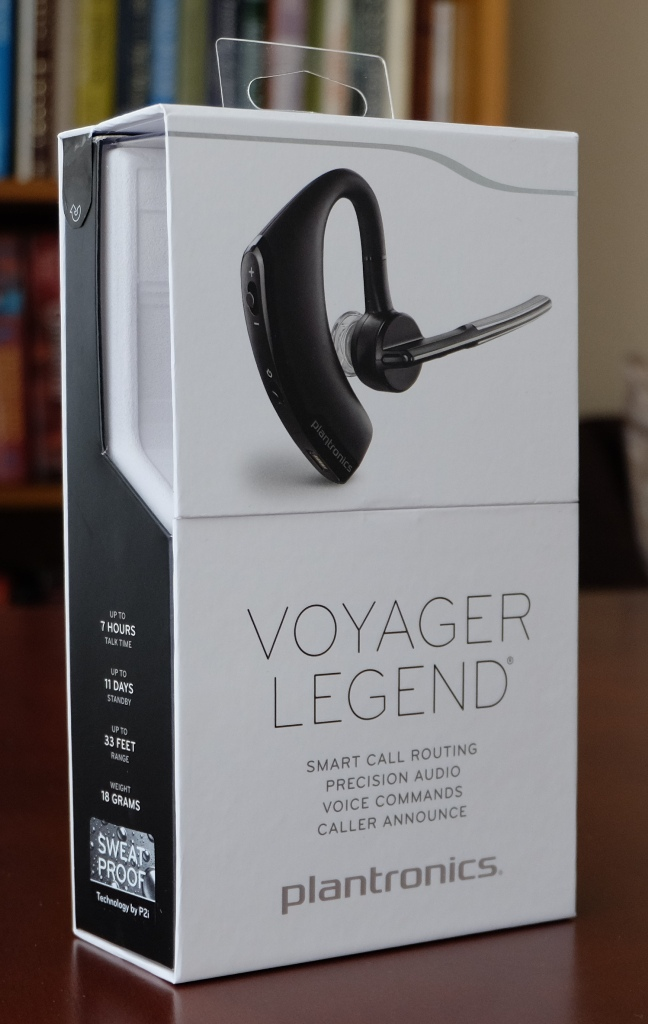 82359a9fa49 Plantronics Voyager Legend Bluetooth Headset review – The Gadgeteer