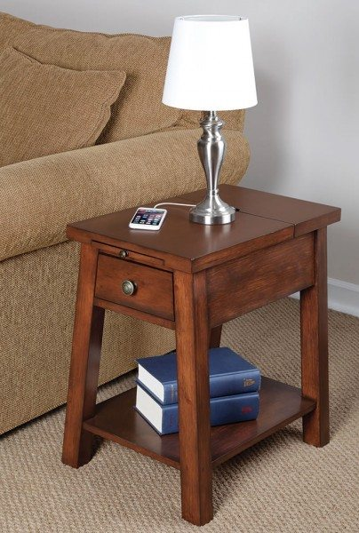 device charging end table 2