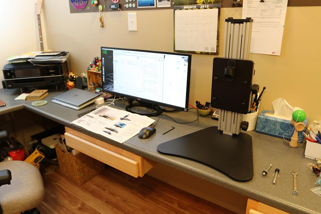 Ergo Desktop Kangaroo Pro 5