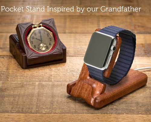 luxury travel kit for apple watch 2
