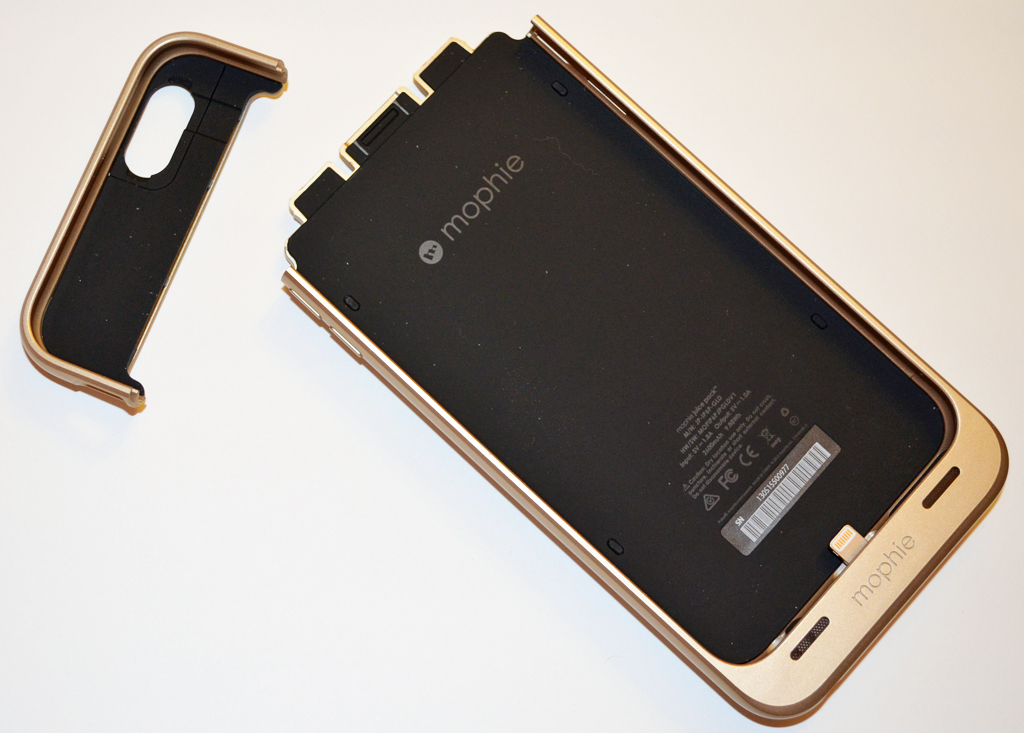the best attitude f3afa 4926a mophie juice pack for iPhone 6 Plus review – The Gadgeteer