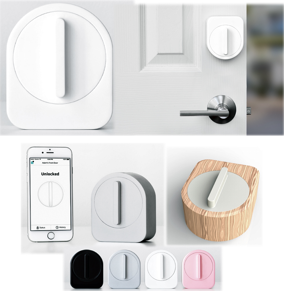 Replace Your Door S Deadbolt Key With Sesame And A