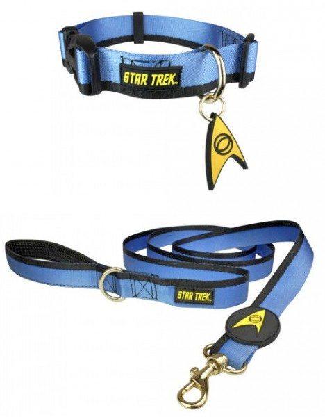 star trek uniform dog accessories