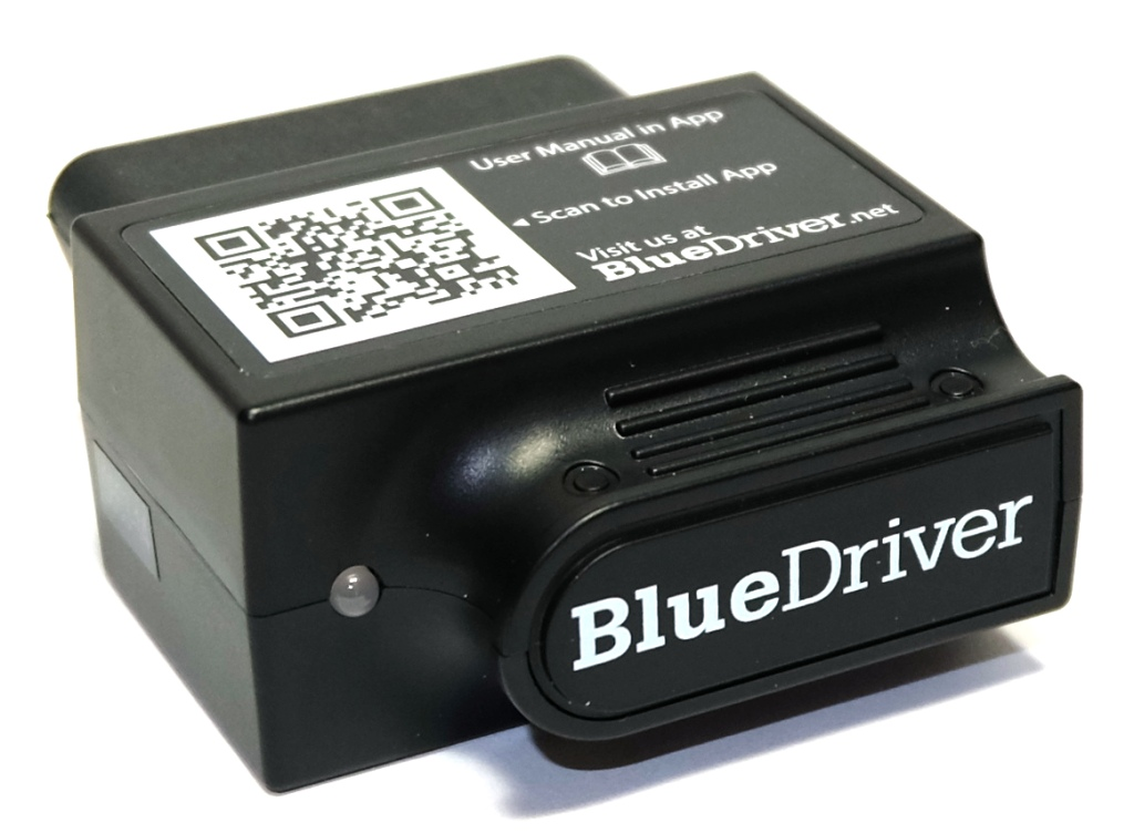 BlueDriver OBD2 Bluetooth Scan Tool review