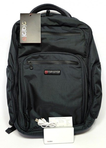 Ecbc Hercules Laptop Backpack With Fastpass System Review
