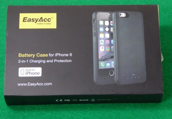 EasyAcc MFi 3200mAh-2