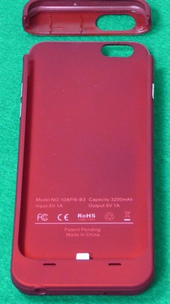 EasyAcc MFi 3200mAh-5