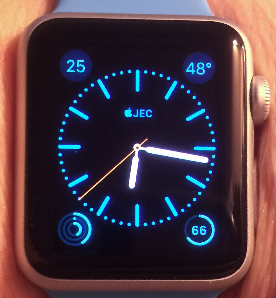 Apple Watch Sport Review My First Day Experiences The Gadgeteer
