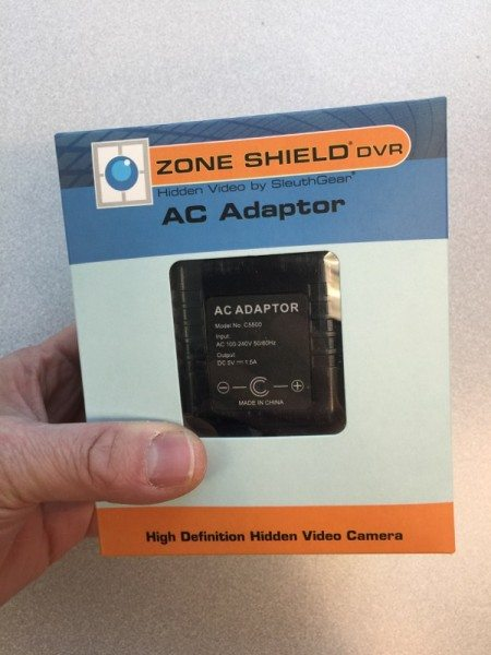 best AC adaptor hidden camera 02