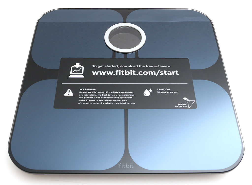 Fitbit Aria WiFi Smart Scale review – The Gadgeteer