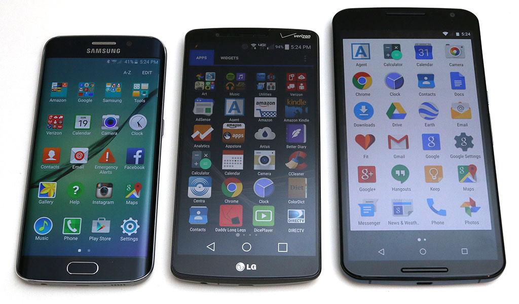 google nexus 6 smartphone review the gadgeteer rh the gadgeteer com Samsung Galaxy Nexus Verizon Forums Verizon Samsung Galaxy Nexus Manual