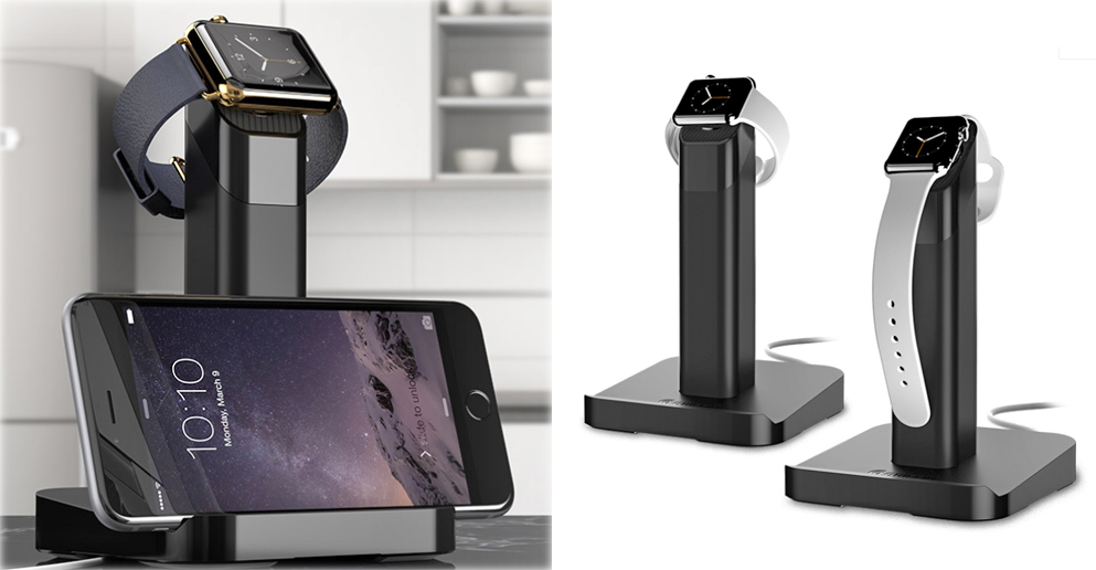 Charge your iPhone and your Apple Watch on the Griffin WatchStand – The  Gadgeteer